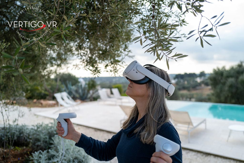 Immersive Marketing with Virtual Reality and Augmented Reality.